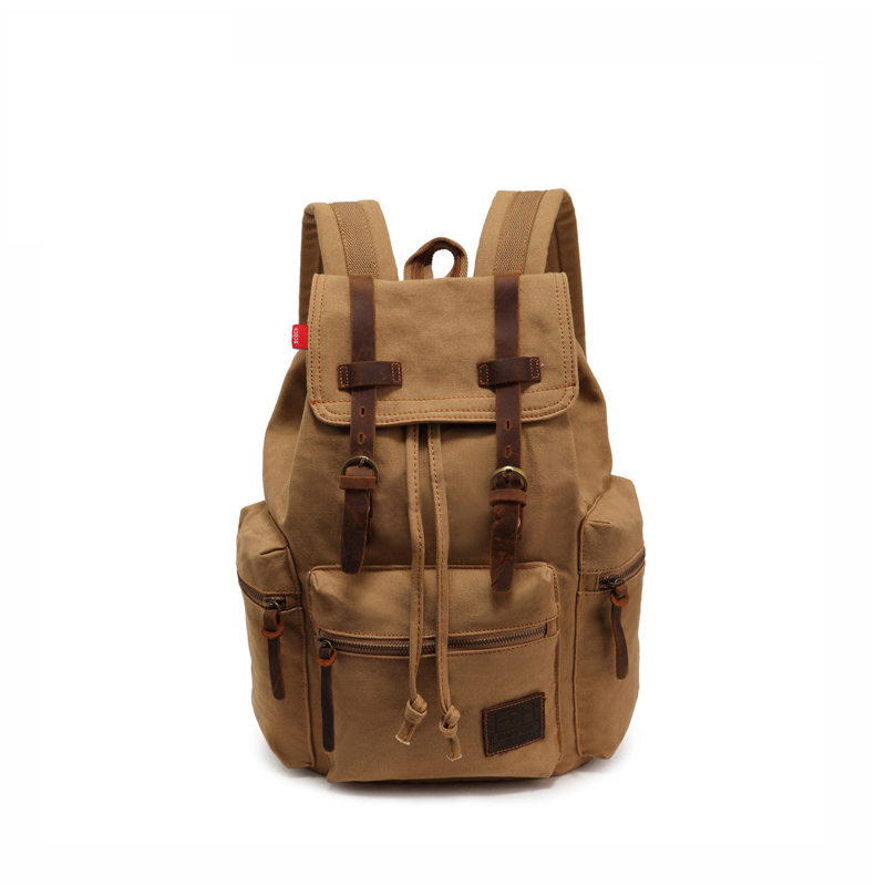 ФОТО Sports Backpack Bag Men Women Outdoors Canvas Camping Backpack Hiking Travel Mountaineering