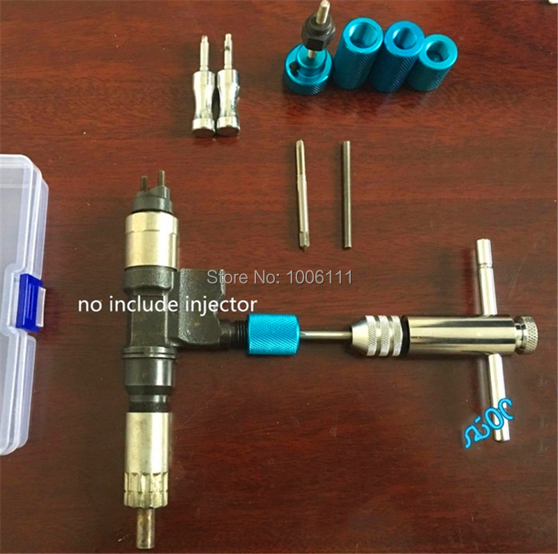 Diesel Common Rail Injector Filter Dismounting Tools For DENSO