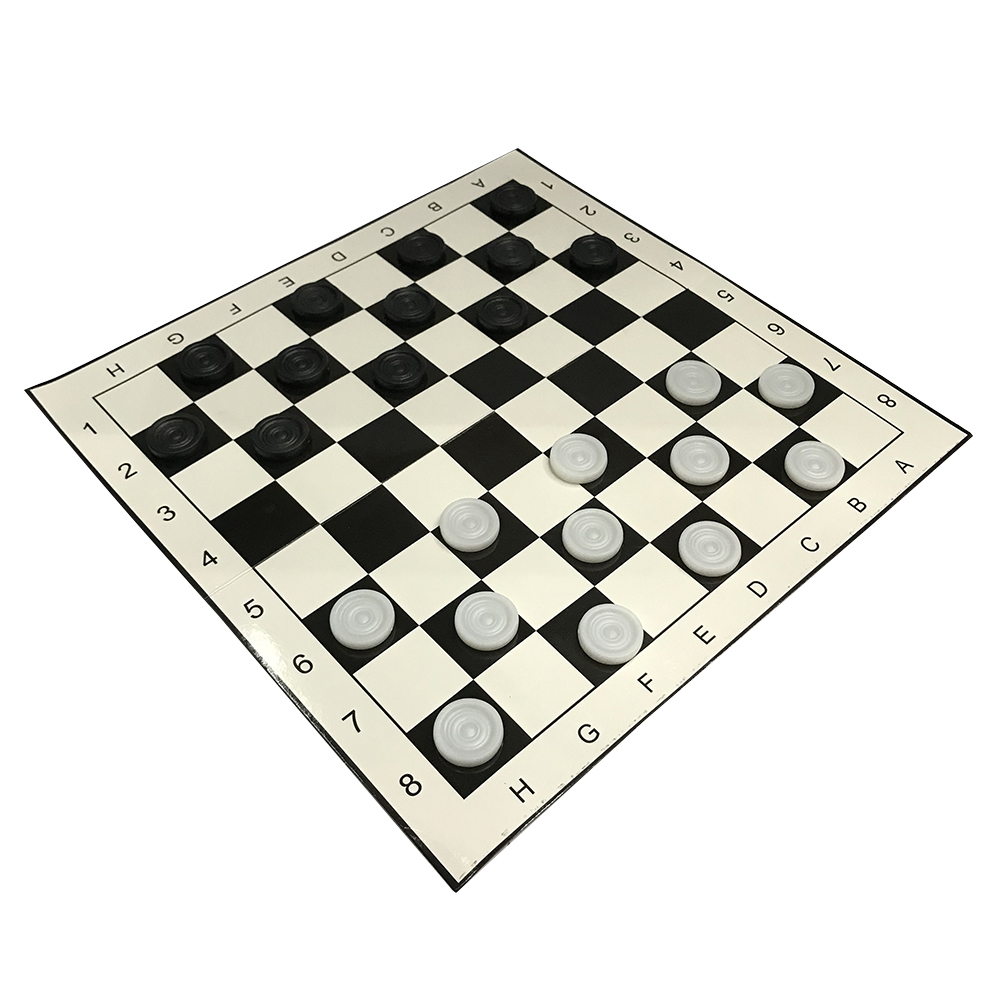 playing pieces draughts New plastic gaming counters checkers backgammon