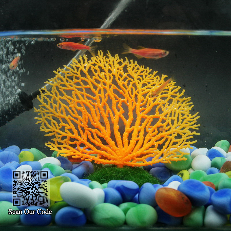 Online get cheap aquarium artificial coral for Artificial coral reef aquarium decoration uk