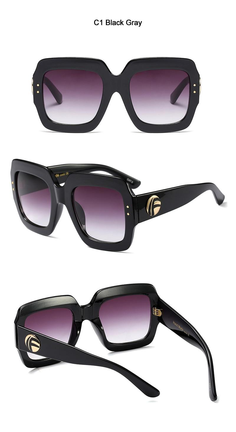 2018 News Square Sunglasses  (14)