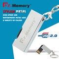 metal usb flash drive 4gb 8gb pendrive 16gb flash drives 32 gb usb memory stick 64gb usb flash drive with key chain usb pendrive