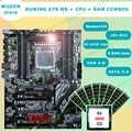 Nuovo!! Runing Super ATX scheda madre LGA2011 X79 8 DDR3 DIMM slot max 8*16G di memoria Xeon E5 2650 C2 CPU 32G (8*4G) 1333 MHz DDR3 RECC