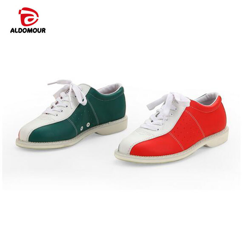 ALDOMOUR Bowling Shoes Brands 2017 Domestic Exports To High Quality Unisex Bowling Shoes With Skidproof Sole Sneakers Hombre fred perry fred perry m8205 420