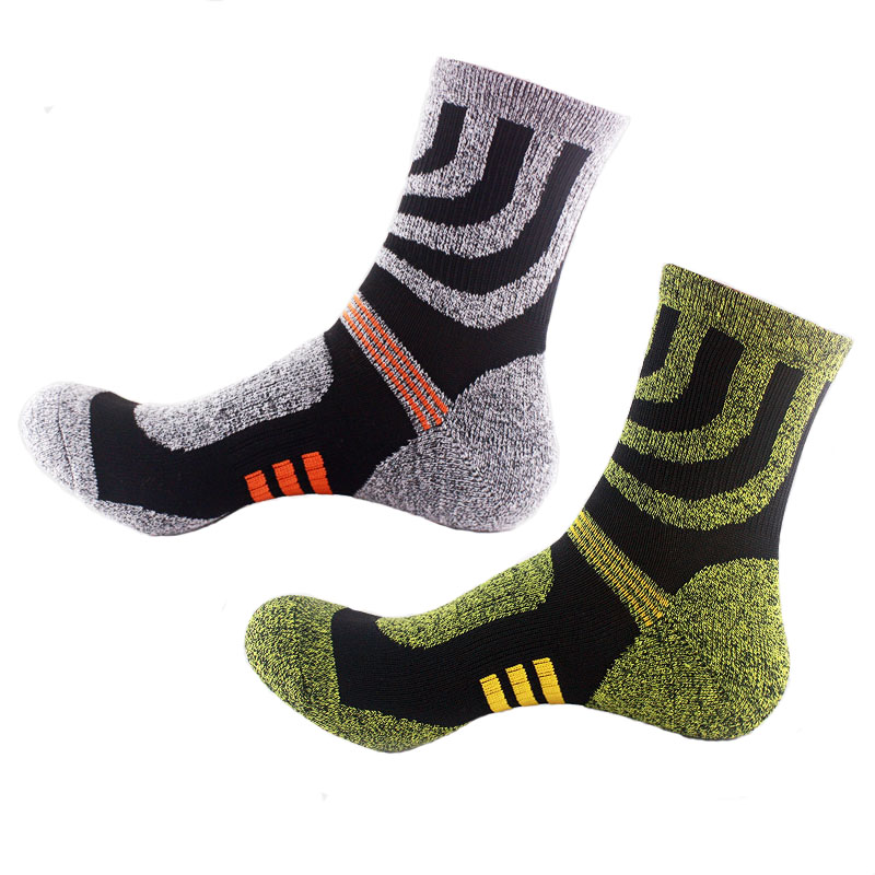 Men Winter Socks Long Fashion Socks Cosy Polyester Warm Breathable High Quality 2016 New Design Deodorant Male Casual Socks Fall