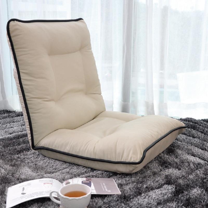 Ledersessel Moderne Boden Kaffee Farbe Wohnzimmer Comfy Lounge Sessel  Moderne Mode Freizeit Tatami Stock Sessel Bett In Ledersessel Moderne Boden  Kaffee ...