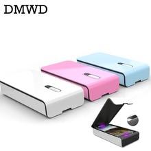 DMWD многофункциональная Арома ультрафиолетовая дезинфекция один слой для мобильного телефона и нижнего белья зарядка UV Sterillizer