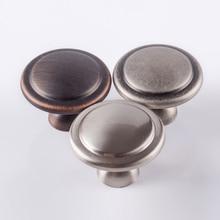 Dresser Drawer Knobs Pull Handles Kitchen Cabinet Pulls Knob Furniture Hardware Black Gold Bronze Stee