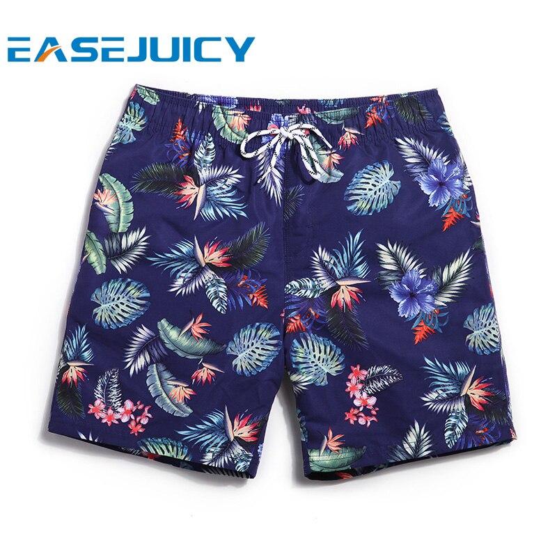 Summer men's bathing suit sexy joggers liner   board     shorts   swimsuit surfboard beach   shorts   loose trunks hawaiian bermudas plavky