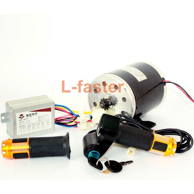 Electric Motor Brush Kit