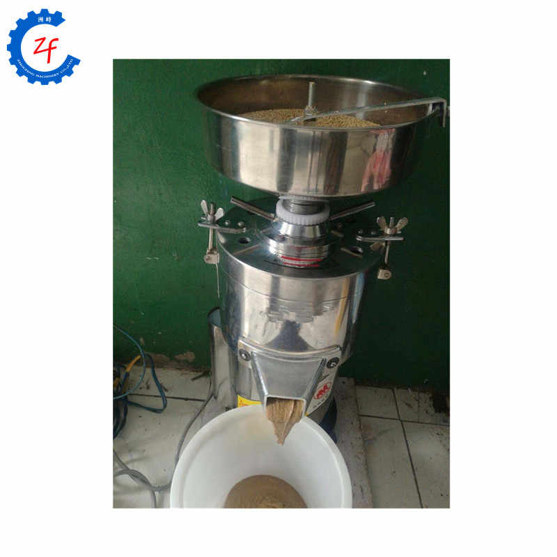 New nuts almond peanut butter grinding processing making machine