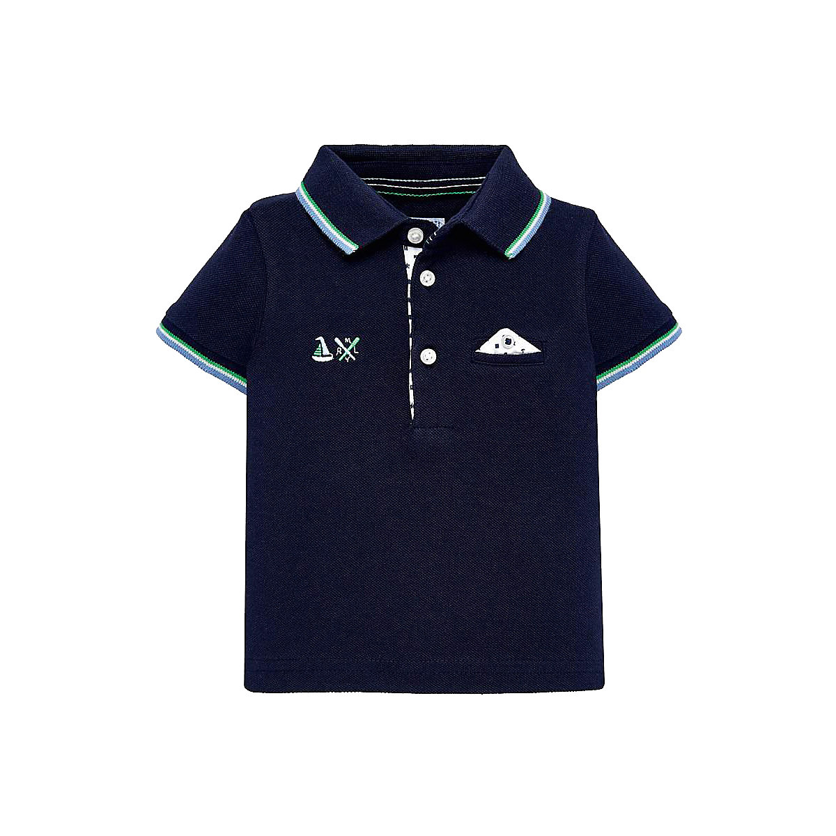 MAYORAL Polo Shirts 10687148 children clothing t-shirt shirt the print for boys 1958 the sartorialist pубашка