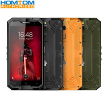 HOMTOM ZOJI Z8 4G Smartphone 5.0 inch Android 7.0 Octa Core 4GB RAM 64GB ROM IP68 Waterproof Fingerprint Touch Sensor Phone