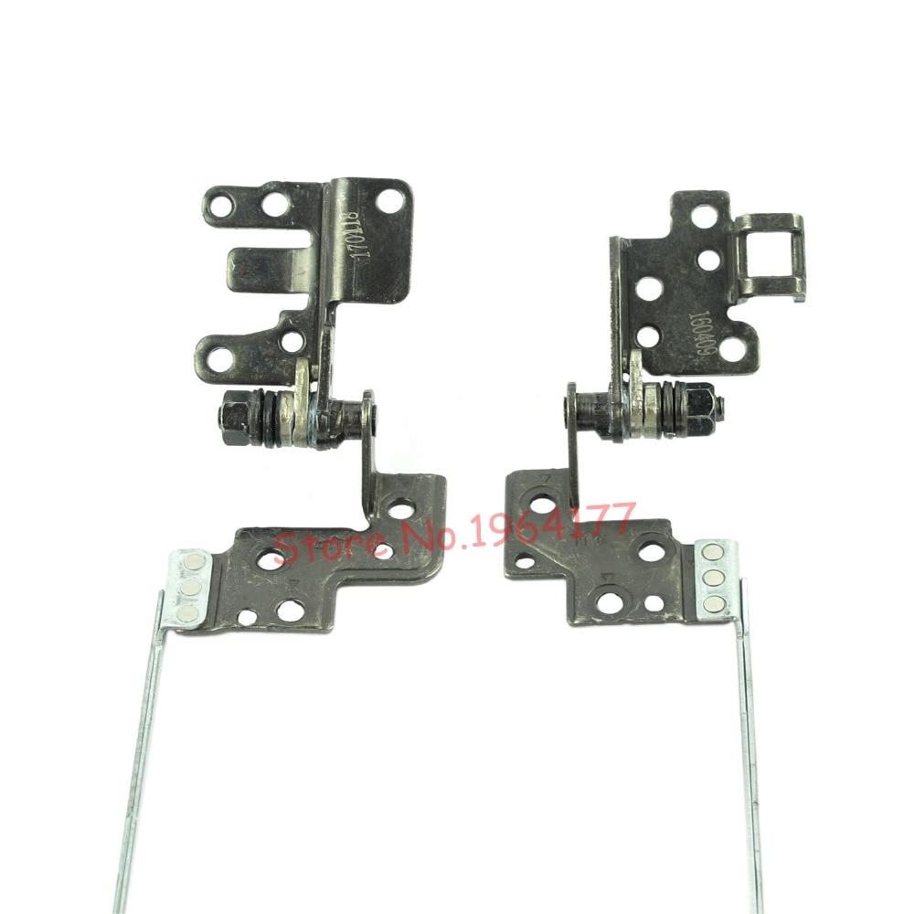 New for Acer Aspire E5-575 E5-575G E5-575T E5-523 E5-553 E5-576 F5-573 LCD Hinges Set FBZAA014010 FBZAA015010 L & R hinge 4