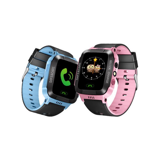Y21 Smart Watch Kids Gps Anti Lost Child Tracker Bluetooth Android Bracelet For Children