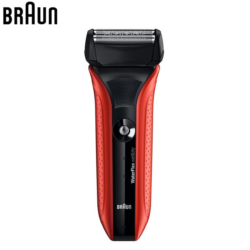 Braun Waterflex Wf2s Men S Foil Alat Cukur Listrik Basah   Kering Isi Ulang  Dan Cordless Razor e82935c45b