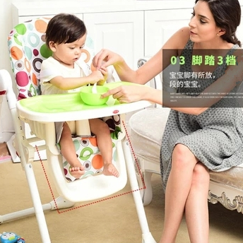 Free Shipping Healthy Care Baby Trend Sit Right Meal Time Chair Baby