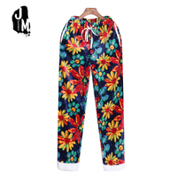 Woman Autumn Thick Sleep Pants Flannel Trousers Sleepwear Pants Pijamas Man And Woman Hickening Pyjama Trousers