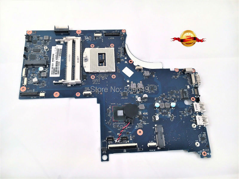 Top quality , For HP laptop mainboard 720265-501 720265-001 ENVY 17-J M7-J laptop motherboard,100% Tested 60 days warranty велосипедный насос bbb bfp 21 airboost black