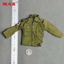 Dragon 1:6 Scale World War II German Soldier Coat Lieutenant's Uniform Action Figure Clothes fit 12 Action Figure Accessory цена