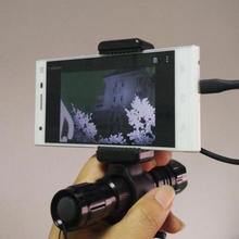 OTG Android Phone Night Vision Scope Device Micro USB Digital Infrared Camera Lens Tripod IR Torch Optional