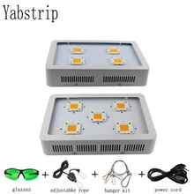Yabstrip LED grow light 1200W 1500W COB efficient For vegetables Lettuce seeding Greenhouse plants growing led phyto lamp