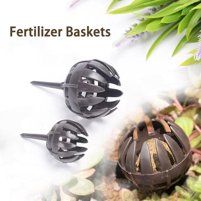 10 PCS resina PP cesta de fertilizantes bonsai orquídea planta árvore de proteção ambiental portátil Mini #4J2 Bandai