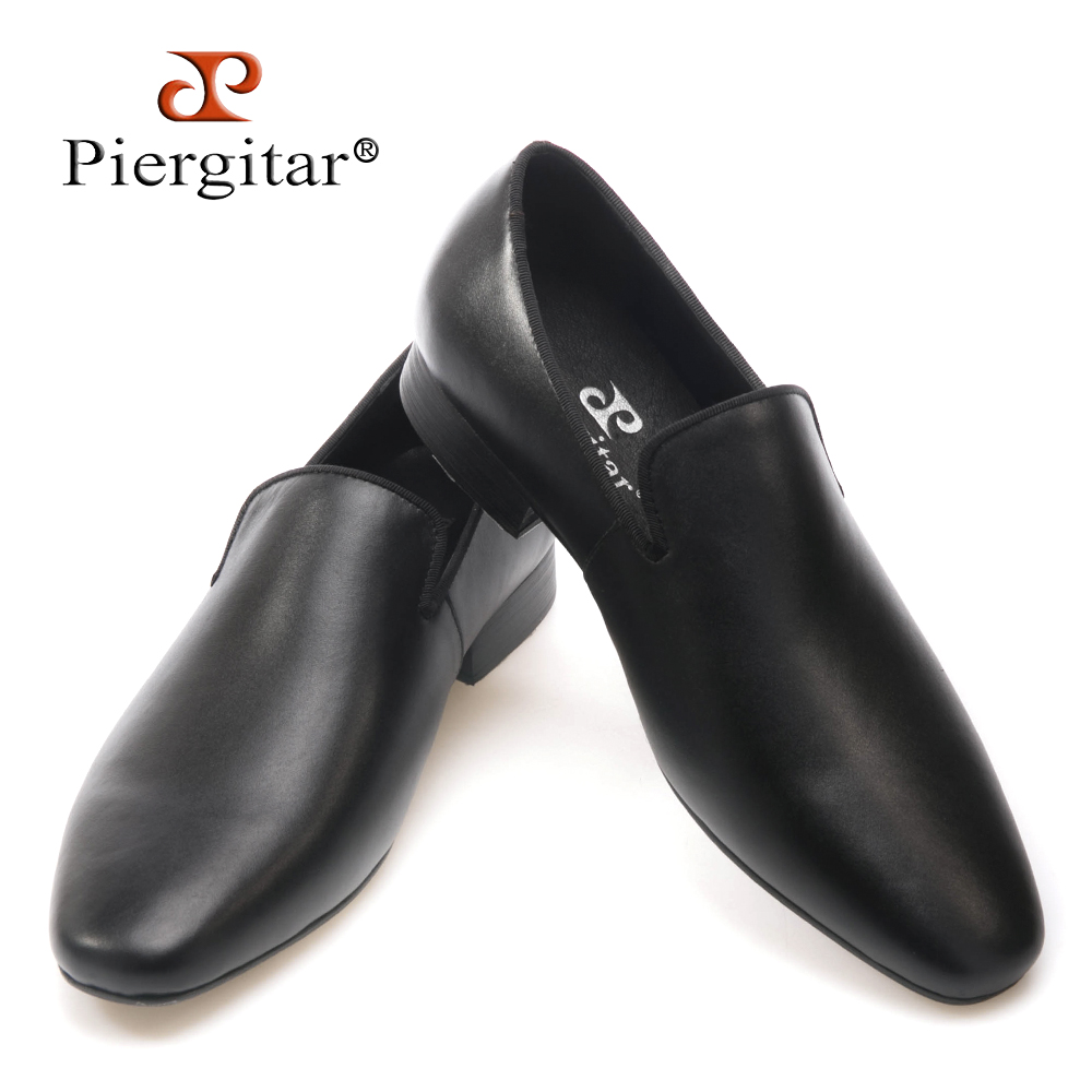 2016 new arrival Handmade men Genuine Leather shoes British style men Wedding dress shoes Prom and Banquet male's loafers flats 2017 new arrival comfortable genuine leather bottom and insole men loafers colourful banquet men handmade shoes party male flats