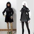 Tokyo Ghoul Cosplay Costume Women female Ken Kaneki Uniform Anime Halloween Costumes for women girls