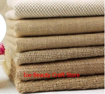 08f08ad21 Envío Gratis sacos de tela especiales/yute/Tela de arpillera/tela de lino  100*160 cm (1 metro) en Tela de Hogar y Jardín en AliExpress.com | Alibaba  Group