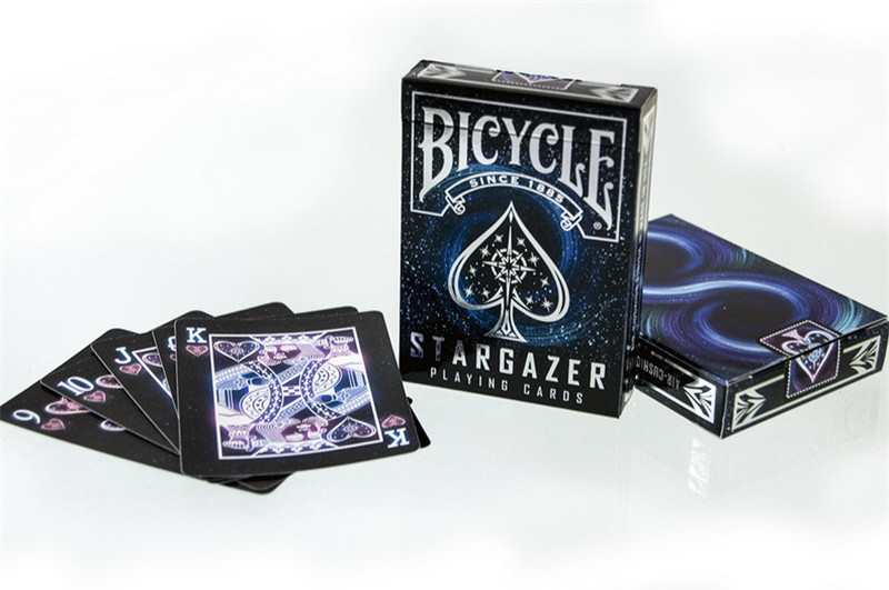 Bicycle-Stargazer-Deck-Poker-Size-Standard-Playing-Cards-Magic-Cards-Magic-Props-Close-Up-Magic-Tricks-for-Professional-81384-5