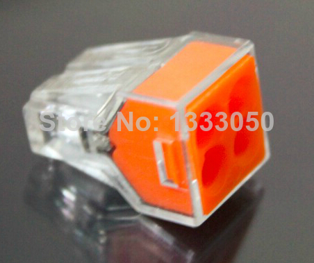 1-2.5 flat wire connector terminals hard wire junction box connector PCT-104 10 PIECE empty 2 5 6 flat wire connector hard wire junction box terminals renovated our current air conditioning connector