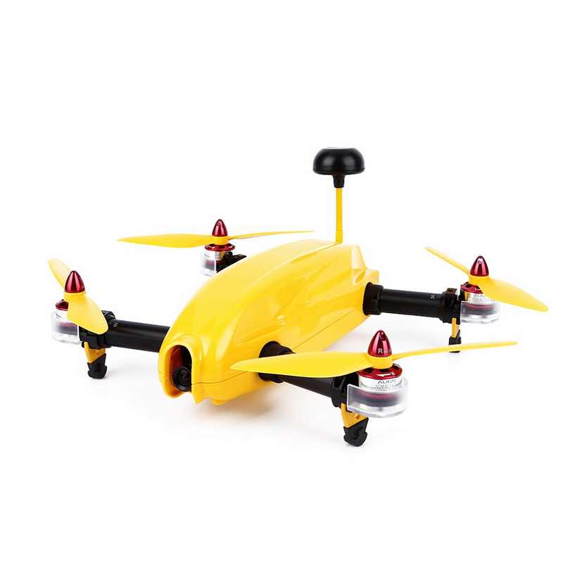 Special Offer Yellow Smartphone Control RC FPV Racing Drone w/ 1806