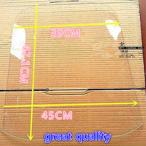 Image 5 - 46*45CM FOR 125CC 150CC Motorcycle Windscreen Deflector Wind Deflector Wind shield Windscherm Scooter FREE SHIPPING