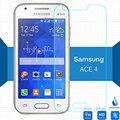 Для Samsung Galaxy Ace 4 lite закаленное стекло фильм 0.26 мм 2.5 9 h Безопасности Защитный экран протектор на ace4 NXT Duos G313H G357