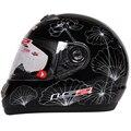 Full Face Racing Motorcycle Helmets genuine original LS2 FF398 fog lenses longer thicker liner detachable collar