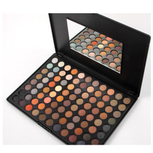 MISS ROSE Brand Make up Cosmetic 88 Colors Nude Pigment Shimmer Matte Eyeshadow Palette Profesional Sombra Eye Shadow Paleta