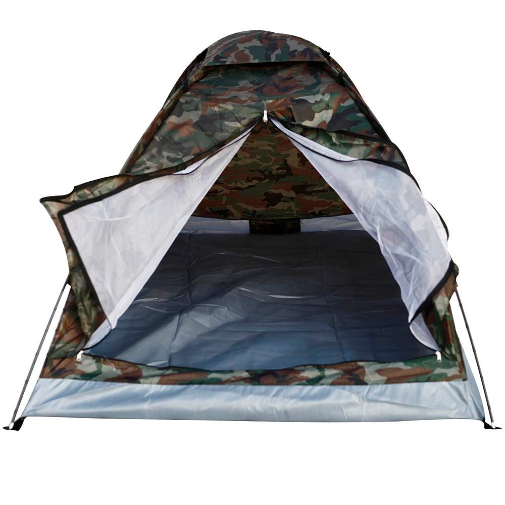 1.2 кг 2 человека, один Слои открытый шатер pu1000mm Ткань Сверхлегкий Палатка 4 сезон Рыбалка Пеший Туризм шатра + сумка для переноски
