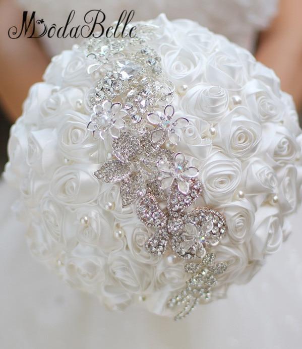 Aliexpress.com : Buy 2016 Royal Blue Wedding Flowers Bouquets Fleur ...