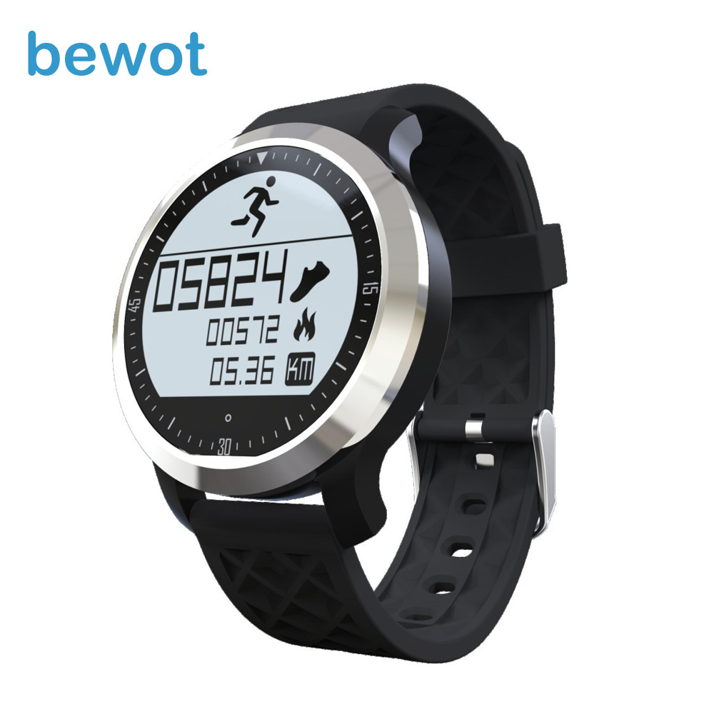 2016 NEW Hot F69 Bluetooth Smart Watch Waterproof WristWatch for Android iOS Wearable Device Heart Rate