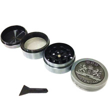 Drop Shipping Mini Herb Grinder Spice Smoke Smoking Tobacco Pipe Accessories Hand Muller