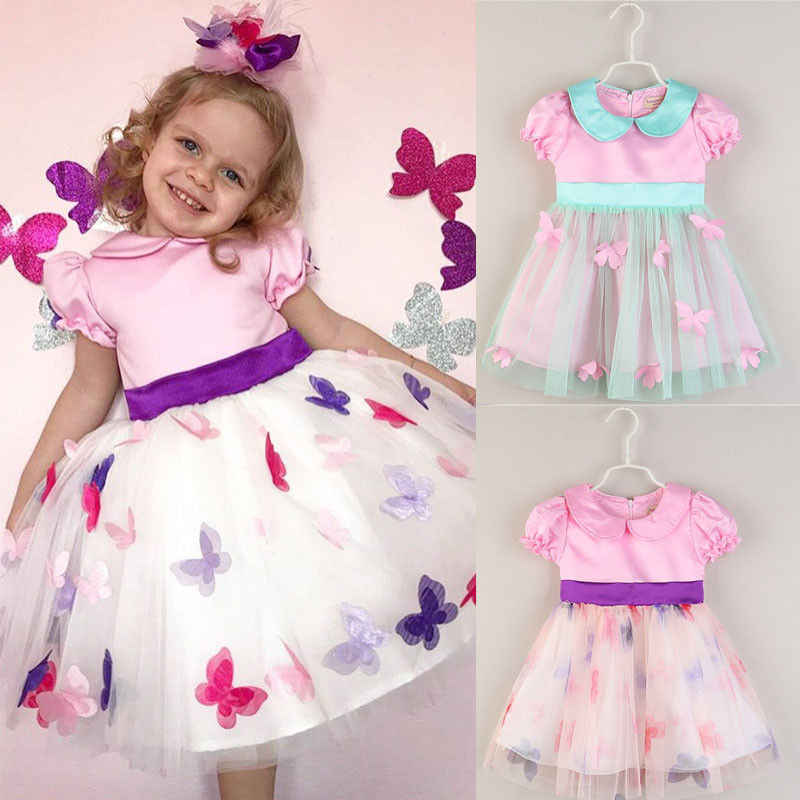 93d7a157c235e Detail Feedback Questions about 2018 New Brand Kid Baby Girl Dress ...