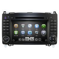 Car Multimedia Player GPS 2 Din DVD Automotivo For Mercedes/Benz/Sprinter/B200/B class/W245/B170/W169 Radio Cam in USB RDS SD BT