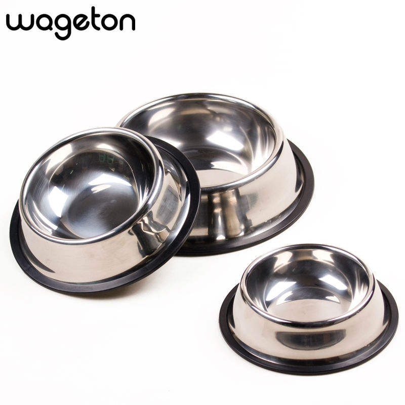 Free Shipping Fashion Stainless Steel Anti-skid Pets