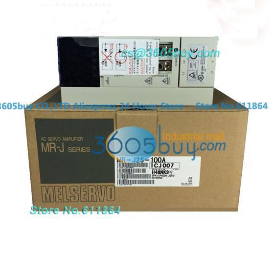 New Original Servo Amplifier MR-J2S-10A Drive
