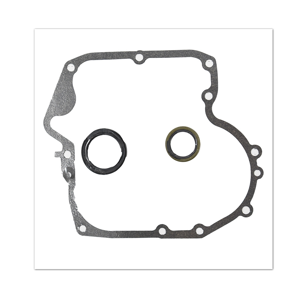 New 697110 & 795387 Crankcase Gasket & Oil Seal Combo Set For Briggs & Stratton