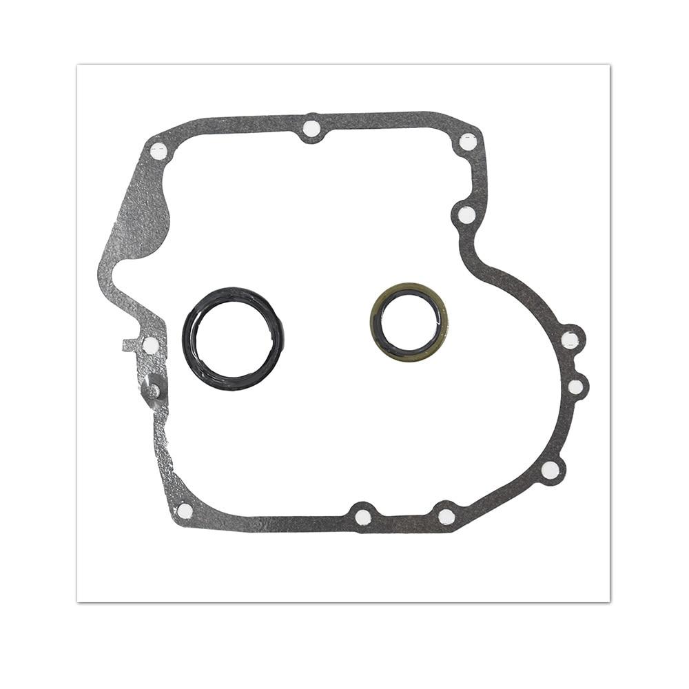 New 697110 & 795387 Crankcase Gasket & Oil Seal Combo Set For Briggs & Stratton
