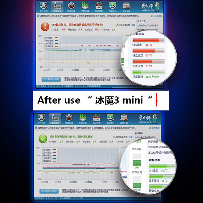 ポータブルラップトップクーラー Usb 空気外部抽出ための冷却ファンの速度ための調節可能な 15 15.6 17 インチのラップトップコンピュータ
