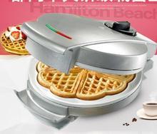 Envío gratis hogar molde para hornear eléctrica superficie de la torta panecillo máquina automática