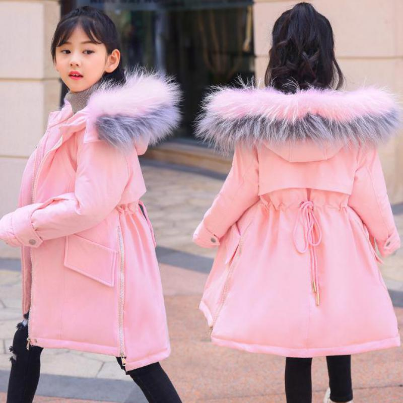 Girls Kids Winter Jacket 2018 New Fashion High Quality Children Winter Jacket Duck Down Jacket Kids Girls Winter Coat -30 Degree new arrival 2018 winter europe fashion women s duck down coat